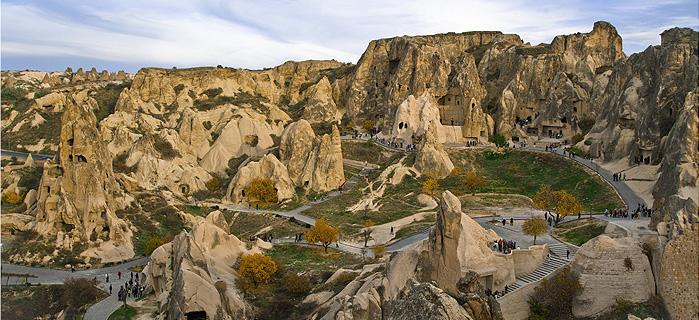 Göreme Açık Hava Müzesi - Kapadokya